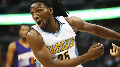 Denver Nuggets: Kenneth Faried