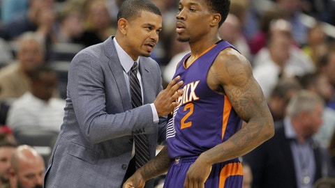 Earl Watson, Phoenix Suns: B-
