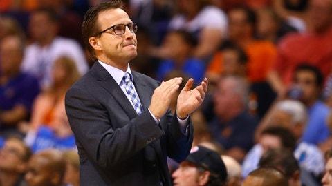Scott Brooks, Washington Wizards: C