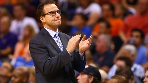 Scott Brooks, Washington Wizards: C