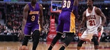 Chicago Bulls vs. Los Angeles Lakers: 4 Takeaways