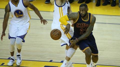 Most assists in NBA Finals