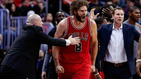 Robin Lopez, Chicago Bulls