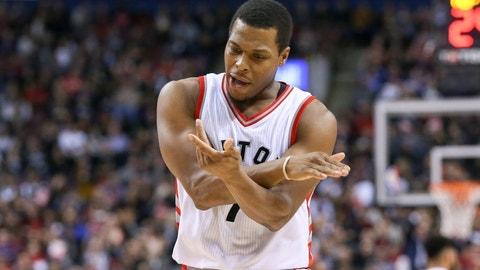 Toronto Raptors: Kyle Lowry, 30