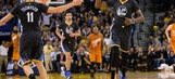 Warriors show knack to bounce back again