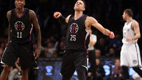 Austin Rivers, Los Angeles Clippers