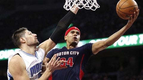 Detroit Pistons: SF Tobias Harris
