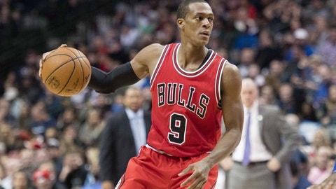 Chicago Bulls: PG Rajon Rondo