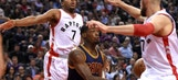DeAndre Liggins Wins Game Ball As The Cleveland Cavaliers Take Down The Toronto Raptors