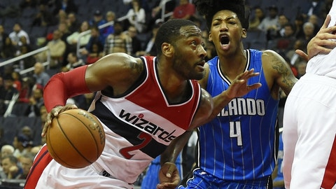 John Wall: 52 vs. Magic (12/6/16)