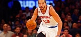 Joakim Noah on whether he'll stay at Trump hotels: 'Nah, probably not'