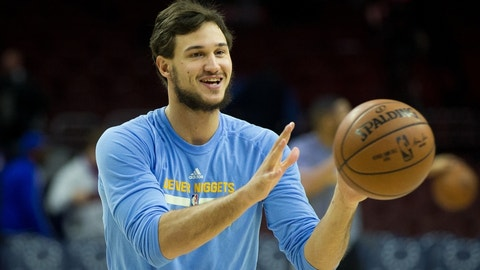 Denver Nuggets: Danilo Gallinari