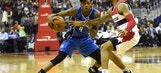 Elfrid Payton serves a reminder of his playmaking skill