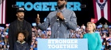 LeBron says not staying at Trump hotel with Cavaliers was not a statement