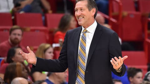 Jeff Hornacek, New York Knicks: C