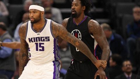 Sacramento Kings: DeMarcus Cousins' first playoff berth ever