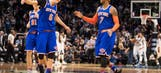 New York Knicks: Predicting The Games On The West Coast Trip