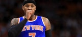 Carmelo Anthony confirms that his cryptic Instagram posts were about Phil Jackson