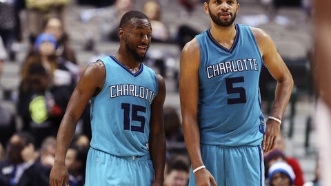 Charlotte Hornets: Some nationally televised games