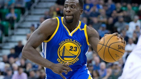 Draymond Green will be the primary playmaker once again
