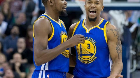 Golden State Warriors: David West, 36