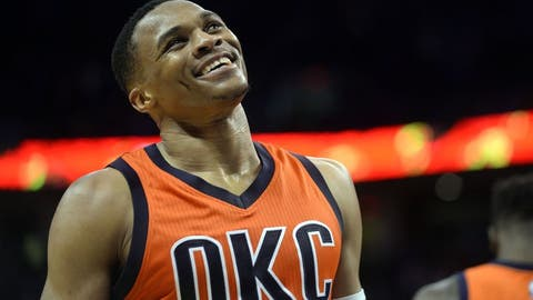 Yes, Russell Westbrook's triple-doubles matter