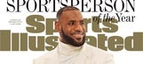 LeBron James featured on cover of Sports Illustrated's Sportsperson of the Year issue