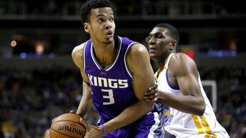 Skal Labissiere, Sacramento Kings (rookie)
