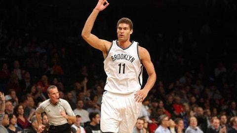 Brooklyn Nets: Brook Lopez