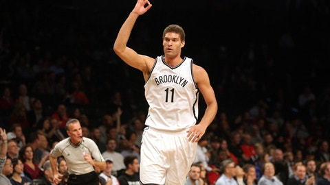 Brooklyn Nets: Brook Lopez