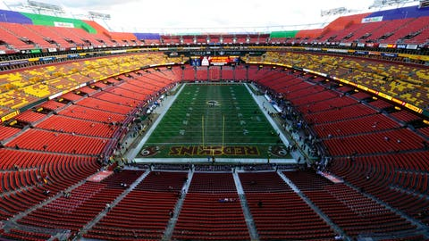 FedEx Stadium - Landover, Maryland