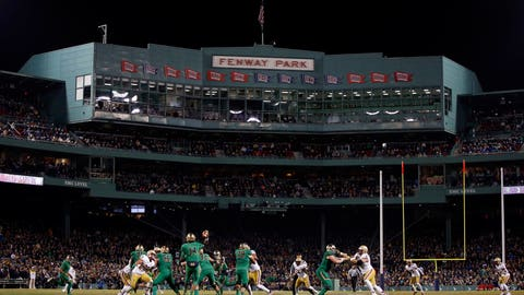 Fenway Park — Boston