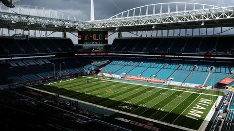 Hard Rock Stadium - South Florida