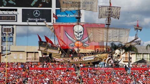 Raymond James Stadium - Tampa