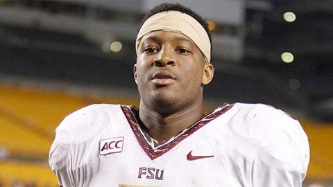 Jameis Winston, QB, Florida State (class of 2012)
