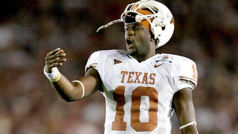 Vince Young, 2003-05