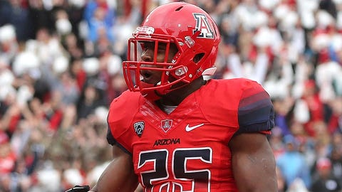 Running back: Ka'Deem Carey, Jr., Arizona