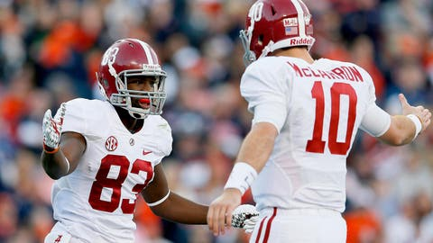 Round 5, 167th Overall - Kevin Norwood, Alabama