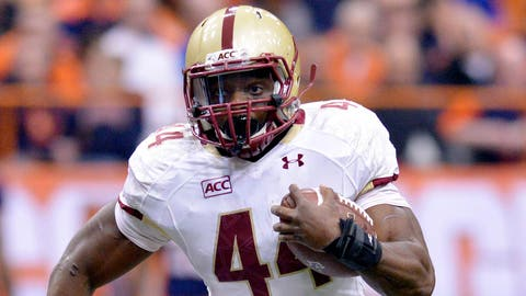 Running back: Andre Williams, Sr., Boston College