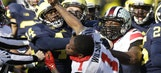 Ohio State's Hall cashing in on his Michigan moment