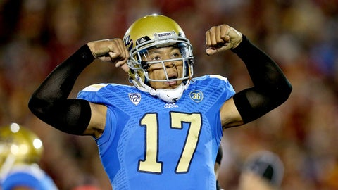 11. UCLA Bruins: O/U 8.5