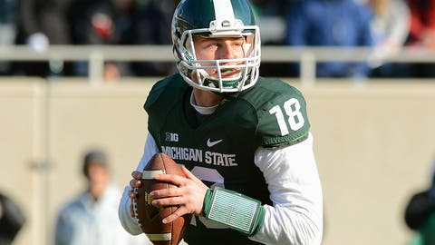 No. 8: Michigan State Spartans