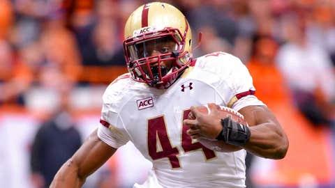 Andre Williams, Boston College