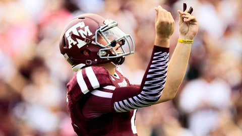 Best of Manziel: The career arc Texas A&M's all-time great