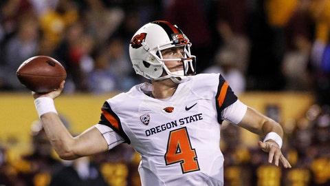 32. Sean Mannion, QB, Oregon State