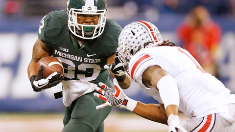 3. Rose: No. 4 Michigan State vs. No. 5 Stanford