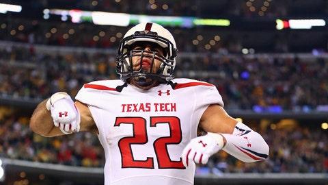 Tight end: Jace Amaro, Jr., Texas Tech