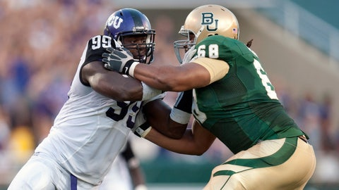 Offensive guard: Cyril Richardson, Sr., Baylor
