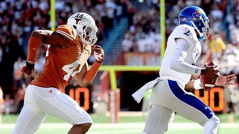 Defensive end: Jackson Jeffcoat, Sr., Texas