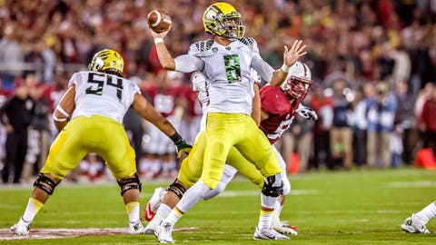 5. Oregon Ducks